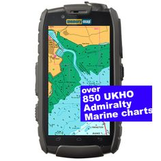 Android GPS TX4 smartphone - Marine Edition £379.00