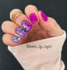 Get Nails, Love Nails, How To Do Nails, Hair And Nails, Fabulous Nails, Gorgeous Nails, Cute Acrylic Nails, Acrylic Nail Designs, Stylish Nails