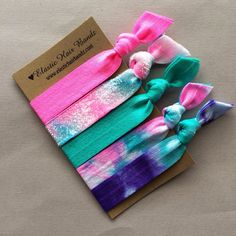 Maggie Hair Tie Ponytail Holders Collection