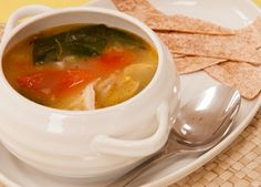Mexican chicken soup recipe | Soups