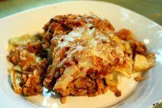 Melissa's Cuisine: Stuffed Cabbage Casserole