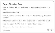 Absolutely nailed it. | 27 Cringey Yet Wonderful Jokes Only Classical Music Nerds Will Understand