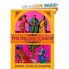 Great book About Commedia.