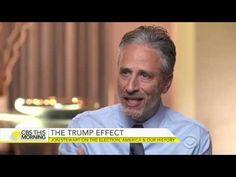 Jon Stewart Trashes Mainstream Media, Defends Every Trump Supporter