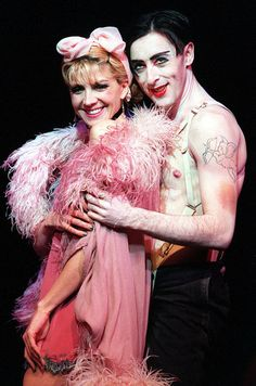 Cabaret Revival Cast - Natasha Richardson & Alan Cumming Best. Cast. Ever. (Liza's usually my favorite, but Alan *made* this show.)