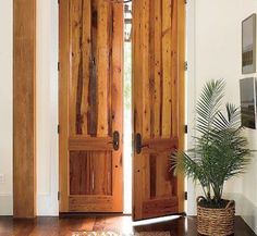 5 Feng Shui Tips for A Strong Front Door: Right Proportions