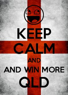 KEEP CALM AND AND WIN MORE QLD