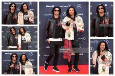 Les Twins - (my edit) The 2018 Laureus World Sports Awards in #Monaco - 27.2.2018 Credit: #WaleryHache/ #Gettyimages #lestwins #Laureus18