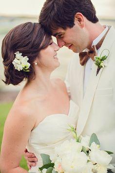 Adorable couple. Photo by Ginny Corbett Photography. www.wedsociety.com #wedding #cutecouple #photography