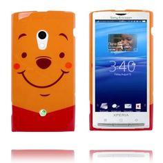 Happy Cartoon (Oransje) Sony Ericsson Xperia X10 Deksel Xperia X10, Happy Cartoon, Sony, Bags, Handbags, Taschen, Purse, Purses, Totes