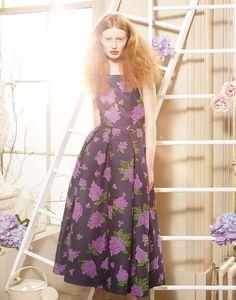 Tale of the Flower Girl - Harrods Magazine on Behance