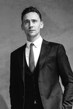 torrilla: Tom Hiddleston poses for a portrait...