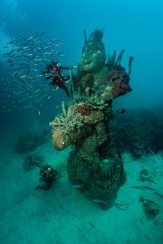 Treasures from the Wreck of the Unbelievable - Damien Hirst