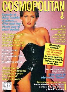 Xuxa Meneghel for Latin America Cosmo