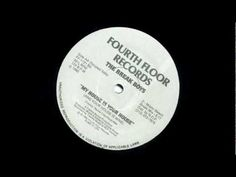 ▶ Fourth Floor Records - The Break Boy's - My House Is Your House - YouTube