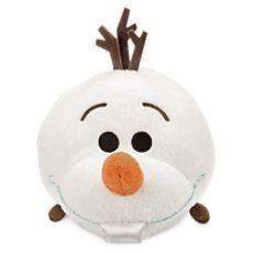 Olaf ''Tsum Tsum'' Plush - Frozen - Medium - 14''