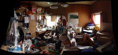 祖父の書斎
