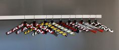 Hockey+Stick+Hangers++New+hangers+made+from+by+HockeyStickStuff,+$30.00