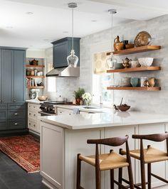 Küchenideen schöne Küchen Einrichtungsbeispiele