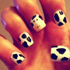 Do it yourself cow nails :) you can take the girl out of the country but you can't take the country out of the girl