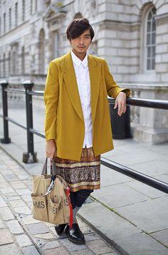 Streetstyle Mens Fashion London