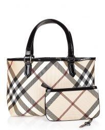 Do you love Burberry bags?