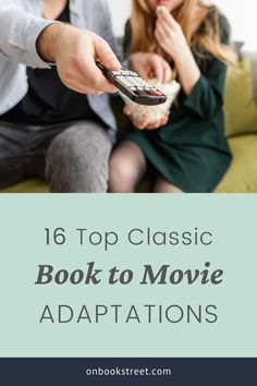You know we love the classics! From Austen to Alcott, we would happily spend hours curled up with a timeless novel, but sometimes we simply don't have time. Luckily for us, lots of these fabulous stories have been brought to life with wonderful movie adaptations! We have put together a list of our 16 favourite classic book to movie adaptations, so grab your popcorn and settle down to enjoy one of your favourite tales come to life on the screen. #movienight | films to watch Books Turned Into Movies, Books Vs Movies, S Stories, Horror Stories, Les Miserables 2012, Legend Of Sleepy Hollow, Best Screenplay, Four Sisters, Movies Coming Out