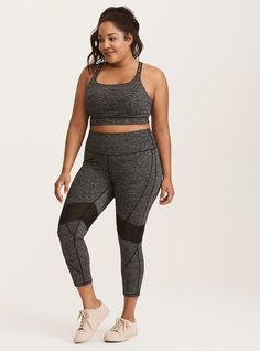 cfdb362d334a7 I Can and I Will Active Set Curvy Outfits