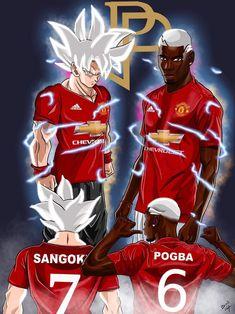 Liverpool Vs Manchester United, Manchester United Wallpaper, Paul Pogba Manchester United, Camisa Liverpool, Dragon Super, Goku Wallpaper, Sporting, Manga Art, Character
