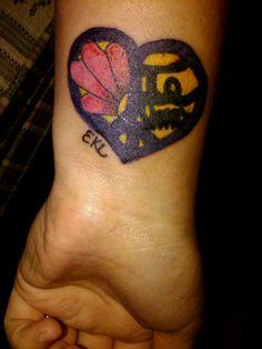 a #tattoo for my daughter. Te amo mi hija bonita.