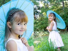 2 the 9s Photography 2012  Child Umbrella Portrait Photoshoot