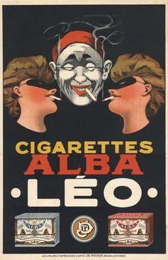 Anonymous Artists, Cigarettes Alba Leo