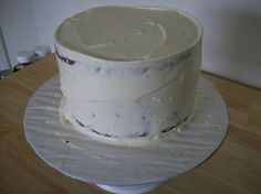 How to make Ice cream cake. I've always wanted to make my own, to see if I can do it.
