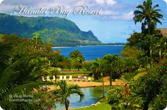 Pin 7.  #bareMinerals #READYtowin  Hawaii is on my list....    This spot would do.  :-)   Hanalei Bay Resort ♥ Hanalei Bay Resort ♥ Hanalei Bay Resort, Kauai