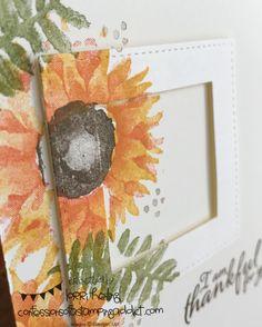 Painted Harvest Card Lorri Heiling Stampin' Up