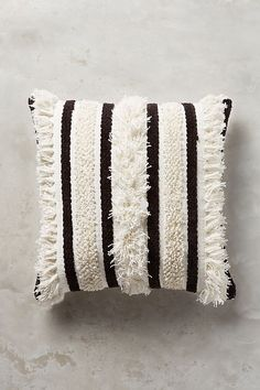 9 Stunning Cool Ideas: Decorative Pillows Modern Etsy how to make decorative pillows free pattern.Decorative Pillows Diy Old Sweater decorative pillows floral color schemes.How To Make Decorative Pillows Free Pattern. Black And White Pillows, White Throw Pillows, Boho Pillows, Diy Pillows, Couch Pillows, Accent Pillows, Decorative Pillows, Cushions, Cream Pillows