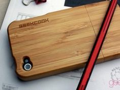 iPhone Bamboo Case | iPhone 4 Cases