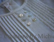 sewing ideas for baby Lots of good tutorials on heirloom sewing. Sewing Hacks, Sewing Tutorials, Sewing Crafts, Sewing Patterns, Sewing Tips, Sewing Ideas, Sewing Projects For Kids, Sewing For Kids, Baby Sewing