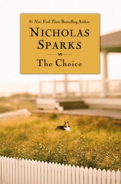 Pin for Later: Winter Reading List: Over 40 Books to Read Before They Become Movies The Choice by Nicholas Sparks