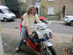 Top Gear's James May and Richard Hammond sell off classic motorbikes Motorcycle News, Moto Bike, Gear S, Top Gear, James May, New Motorcycles, New Honda, Classic Motors, Supersport