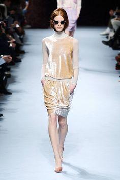 Paris Fashion Week Fall 2014 Runway Looks - Best Paris Runway Fashion - Harper's BAZAAR