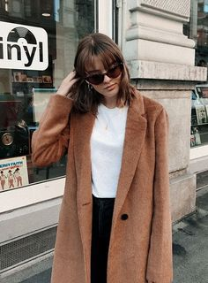 Mary L Jean's top gift pick: the Stedman Coat.