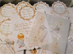 🎀👼Maria Antônia👼Maria Clara👼Maria Luisa🎀  Que honra sermos escolhidos para preparar os convites do batismo dessas 3 anjinhas!!  Ficou lindo!!😍          #gravida #gravidas #gravidalinda #marqueumagravida #gravidafashion #gravidabf2016 #dicadegravida #gravidinha #gravidafeliz #nadoceespera #maedemenina #maedemenino #gestação  Link direto do produto:  👉👉http://bit.ly/convite-anjinho    🌷🌷http://www.arteparabebes.com.br🌷🌷    🎁Aproveite o cupom PRIMEIRACOMPRA e ganhe…
