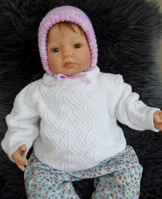 Hjemmelaget: Baby Winter Hats, Crochet Hats, Turtle Neck, Sweaters, Fashion, Threading, Summer Recipes, Crocheted Hats, Moda