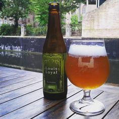 Louis Loyal Celeste #beer from #Amersfoort. http://ift.tt/2x0d8Ot
