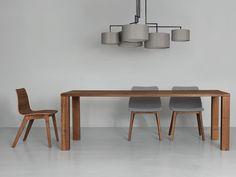Stuhl aus massivem Holz MORPH PLUS   Stuhl aus Holz - ZEITRAUM