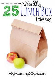 25 healthy #lunchbox ideas Healthy Menu, Healthy Foods, Healthy Lunches, Snack Boxes Healthy, Lunch Foods, Healthy Eating, Healthy Recipes, Healthy Tips, Delicious Recipes