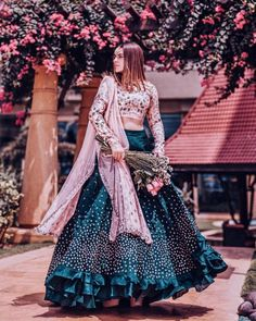 Summer Wedding Outfits I Love! – Love And Other Bugs Source by divakshi Indian Wedding Gowns, Indian Bridal Outfits, Indian Bridal Lehenga, Red Lehenga, Bohemian Wedding Dresses, Indian Fashion Dresses, Indian Gowns Dresses, Dress Indian Style, Indian Designer Outfits