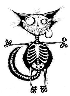 Cheshire Cat by Gris Grimly on We Heart It Arte Horror, Horror Art, Illustrations, Illustration Art, Chesire Cat, Posca Art, Dark And Twisty, Art Premier, Cat Tattoo