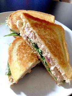 Tuna Melt Sandwich   Ramadanrecepten.nl